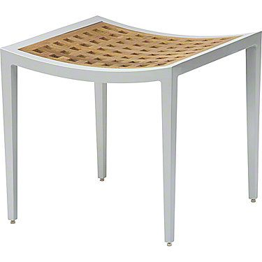 archetype furniture. mcguire furniture archetype curved stool aa236clr u
