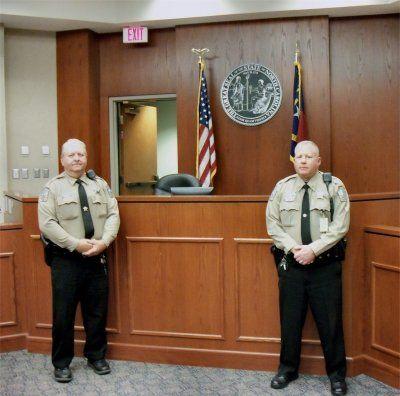 courtroom bailiff google search uniforms pinterest On i bureautique baillif