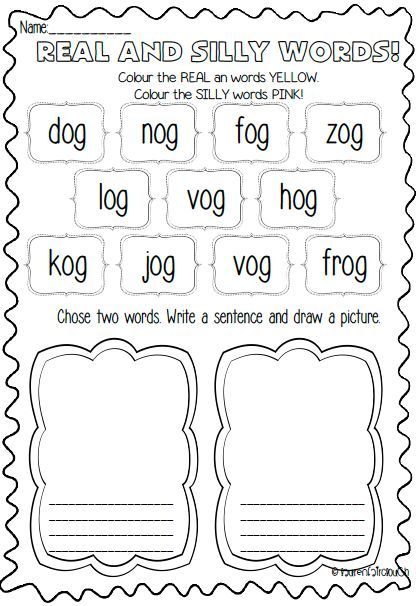 OG word family pack | Word Families, Spelling Games and Spelling