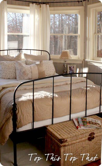 Beautiful guest bedroom especially love the paint for Pictures of beautiful guest bedrooms