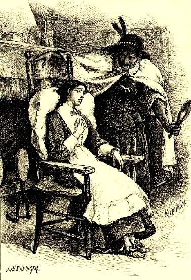 Abigail Williams: The Mysterious Afflicted Girl