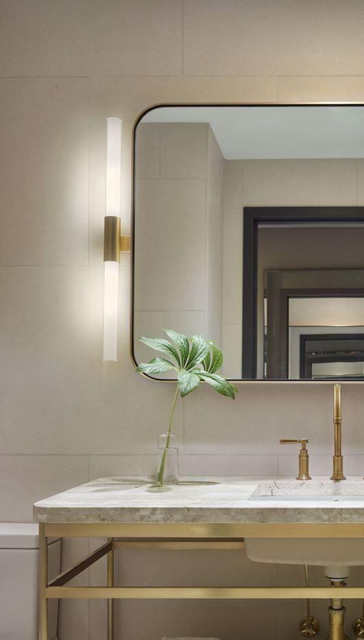 Badezimmer Spiegel Beleuchtung 11 Howard Hotel Bathroom Lighting In 2020 Tolle Badezimmer Badezimmerspiegel Beleuchtung Badezimmerbeleuchtung