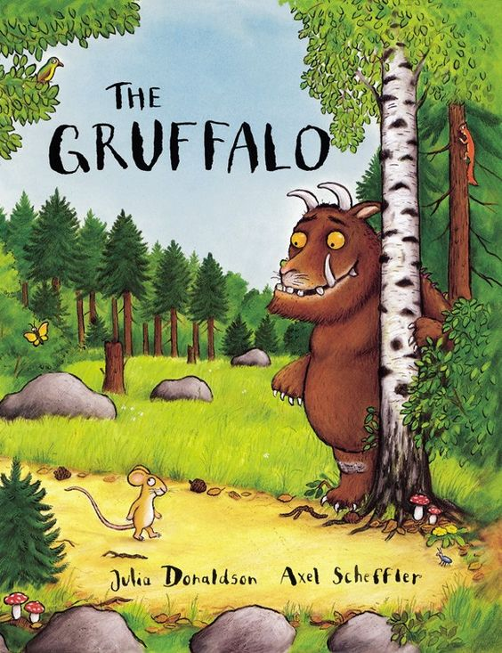 Julia Donaldson (author of The Gruffalo and other fabulous books) is March's featured author for the Virtual Book Club for Kids