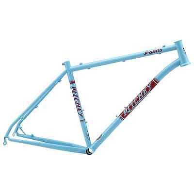 bicycle parts ritchey wcs p 650b mountain 275 bike frame 19 large blue
