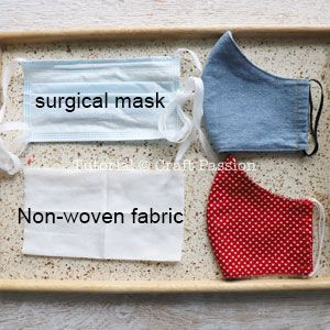Face Mask Pattern Free Sewing Pattern In 2020 Diy Sewing