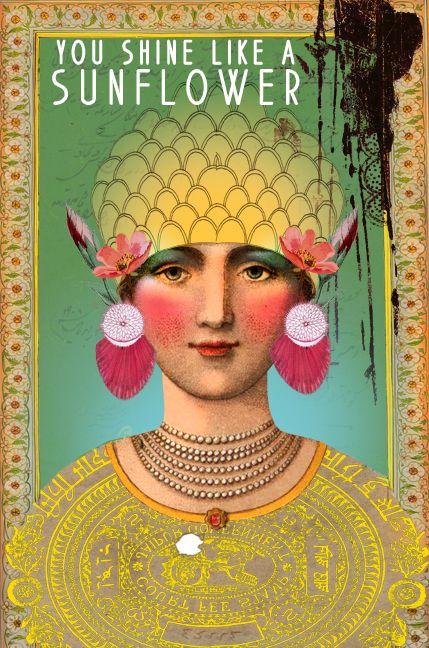 ANAHATA KATKIN - you shine like a sunflower