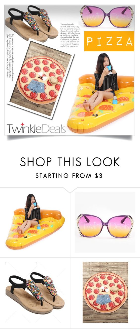 """""""TwinkleDeals 6"""" by aida-banjic ❤ liked on Polyvore"""