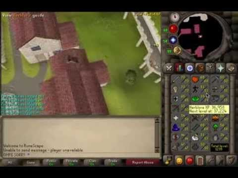 Best Place To Get Marks Of Grace Osrs