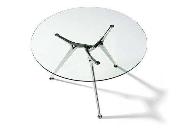 Büro-Schreibtisch / Besprechungstisch ARKITEK by ACTIU Design Marcelo Alegre
