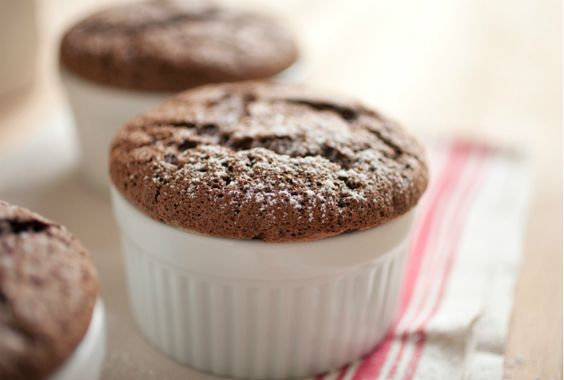 Very Best Chocolate Souffle