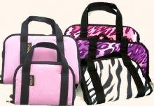 Pistol or accessory case! I like the zebra one!