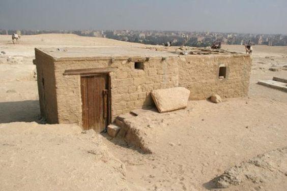 Hoe zagen de huizen van de inwoners van Sumerië eruit?