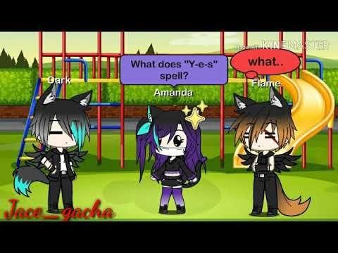 What Does E Y E S Spell Eyes Meme Gacha Life Animation Youtube Eyes Meme My Hero Academia Episodes Animation