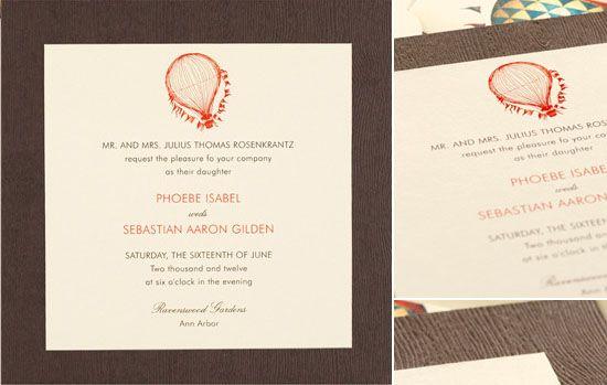 06 Luftballon Einladungskarten Hochzeit Holz Orange Zweistufig Schlicht  Ballon Luftballons Steigen Lassen | My WEdding | Pinterest | Luftballons  Steigen ...