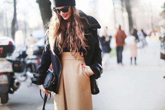 Moda de la calle en la Semana de la Moda de Milán | Galería de fotos 23 de 86 | GLAMOUR