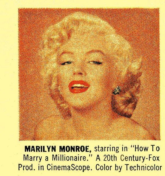 Obsessed with Marilyn!