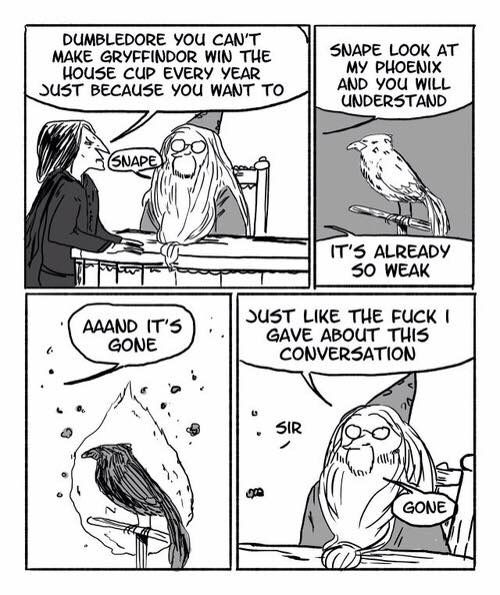 Snumbledore <3