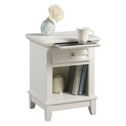 nightstand but in black