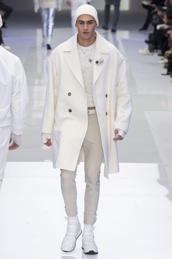 D fil versace automne hiver 2016 2017 versace collection pour hommes et milan - Mode homme hiver 2017 ...
