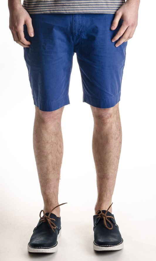 Swinderby Chino Short (Workwear Blue) - 50% OFF CLEARANCE!