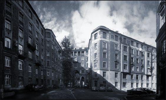 PhotoGraphist: Толстовский дом на Фонтанке \  Григорьев Евгений