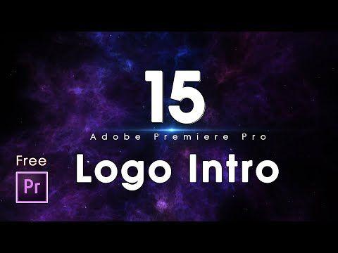 15 Free Animation Logo Intro For Premiere Pro Templates Youtube In 2020 Intro Premiere Pro Adobe Premiere Pro