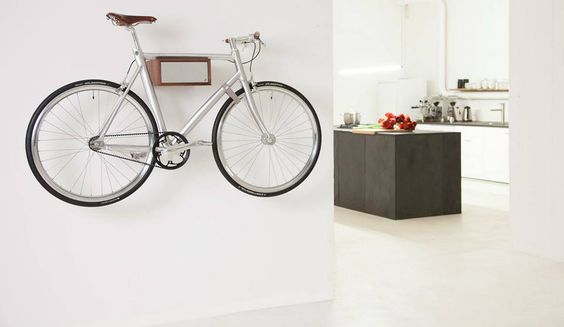 Special Edition for Schindelhauer Bikes: We have developed TÎAN as a special edition with leather and aluminum front for the high quality bicycle manufacturer Schindelhauer Bikes from Berlin. MIKILI – Bicycle Furniture: Made with ♥ in Berlin www.mikili.de