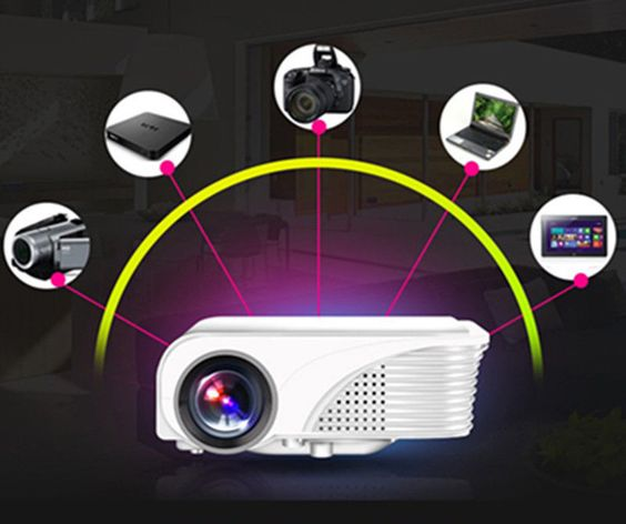 led projector 3000 lumens 1080p