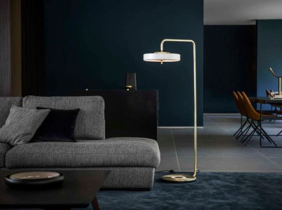 BERT FRANK // Floor Lamps: Lighting Brands to see at Decorex London - see more at http://modernfloorlamps.net/lighting-brands-floor-lamps-decorex-london/