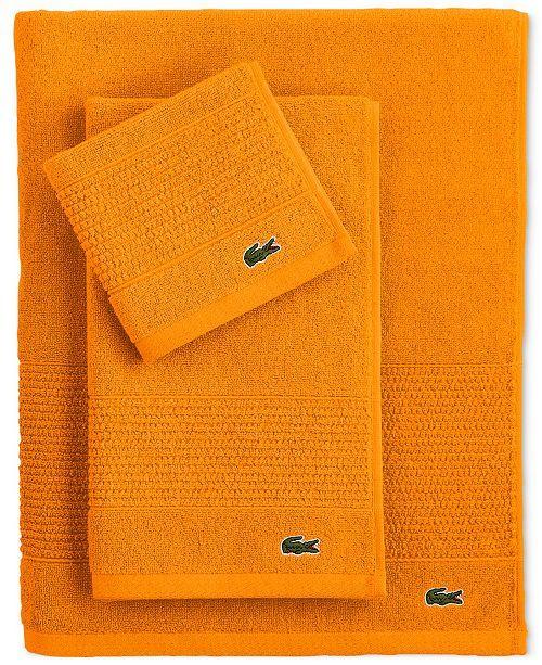 Lacoste Legend 30 X 54 Supima Cotton Bath Towel Sold Individually Reviews Home Macy S Cotton Bath Towels Towel Collection Supima Cotton
