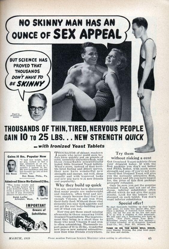 Fat Advertisement 115