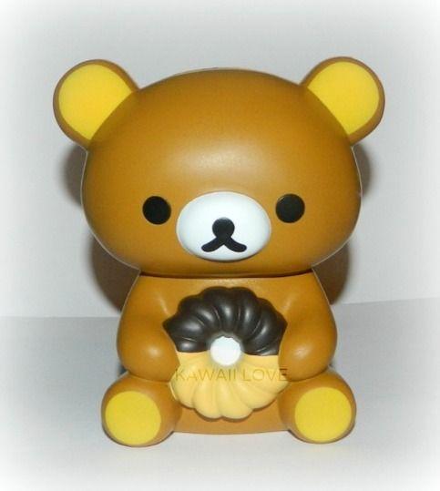 Jumbo 12.5cm Misdo Rilakkuma Squishy Squishies Pinterest Love him, Awesome and Love