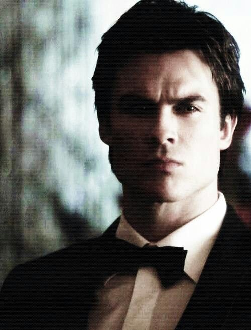 Ian in a Tux = hotness all around