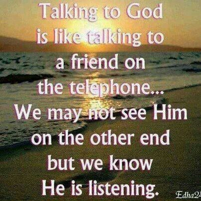 Jesus is my friend..