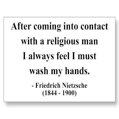 Friedrich Nietzsche Quotes On Religion