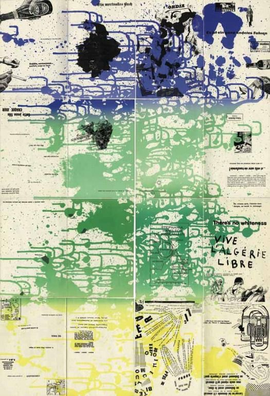 A Situationist classic: Asger Jorn and Guy Debord's Fin de Copenhague: Observatory: Design Observer