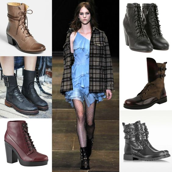 Find your perfect lace-up boots