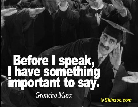 Found On Bing From Quotesgram Com Funny People Groucho