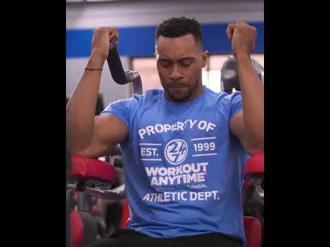 Workout Anytime Member Chase Youtube Anytime Fitness Workout Strength Training
