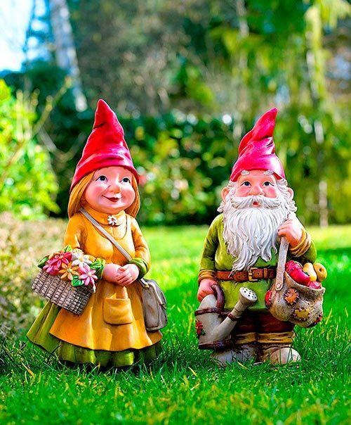 Duendes Y Gnomos Diferencias Tipos Cualidades Cinco Noticias Gnomos Gnomos De Jardín Duendes