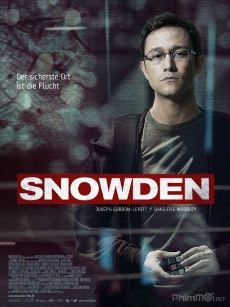 Phim Mật Vụ Snowden