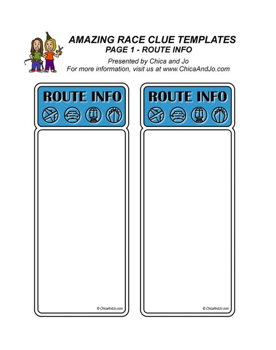 This Is A Template I Used For An Amazing Race Activity I Did With My World Geography Class The Student Amazing Race Amazing Race Party Amazing Race Challenges