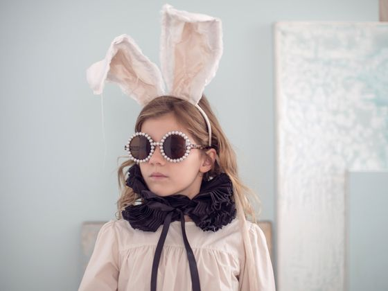 Vintage Easter with @pics_missmaya | Little Gatherer