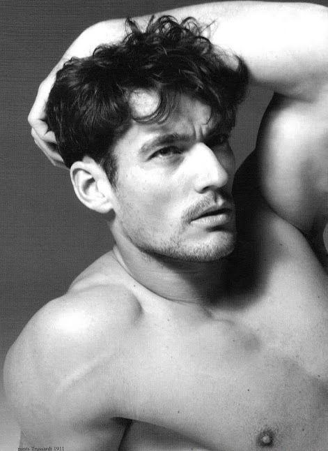 David Gandy for Slurp Magazine 2010 by Massimo Pamparana