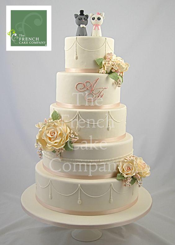 wedding cake piece montee mariage bruidstaart - Piece Montee Mariage