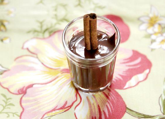 Chocolate quente com canela 02