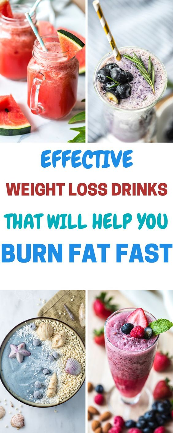 In your homemade smoothies, you can include ingredients that will help you burn fat more easily and promote weight loss, thus avoiding health problem..