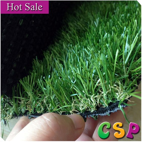 China Professional & natural artificial grass turf for garden/school/backyard #Landscapes, #Backyard