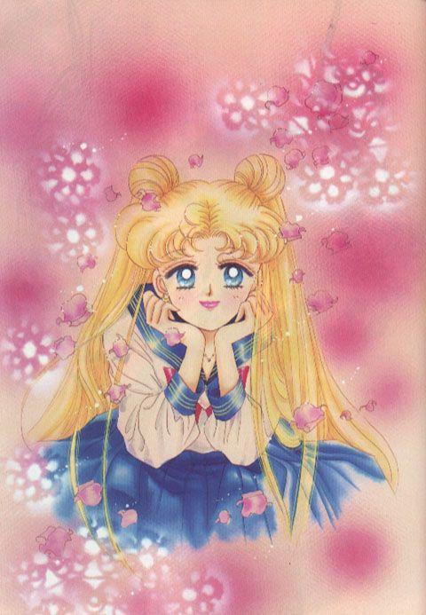 Sailor moon usagi naoko takeuchi