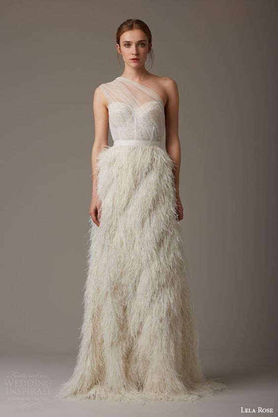 How Much Do We Love The 2016 Lela Rose Bridal Collection These Gowns Are Gorgeous Perfection Could Stare At Them All